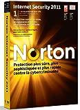 Symantec Norton Internet Security 2011, FR - Seguridad y antivirus (FR, Caja, 1 usuario(s), 1 Año(s), FRE, PC, 300 MB)