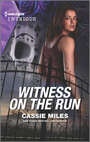 Compare Textbook Prices for Witness on the Run Harlequin Intrigue Original Edition ISBN 9781335136626 by Miles, Cassie