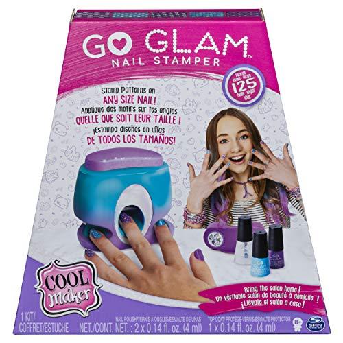 Cool Maker 6046941 - Macchina per manicure con custodia