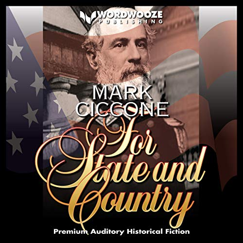 For State and Country: A Novella of Alternate History audiobook cover art