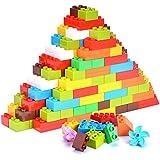 163 Piece STEM Toys Kit, Educational...