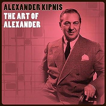 The Art Of Alexander