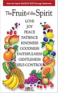 fruit of the spirit supplement