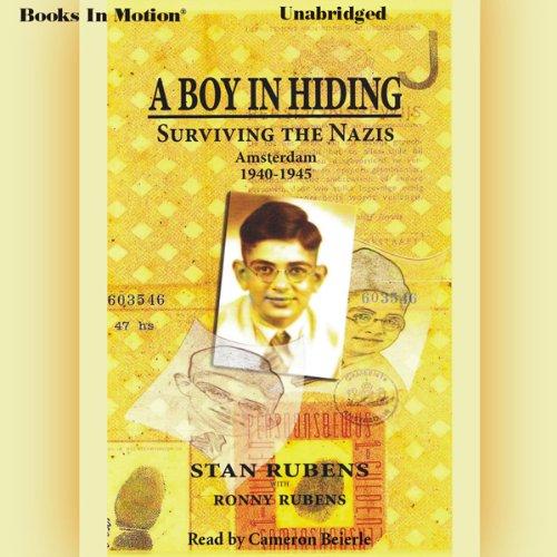 A Boy In Hiding cover art