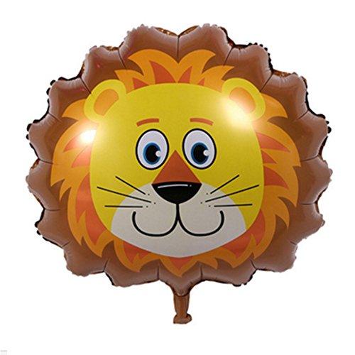 YooGer Animal Head Balloons