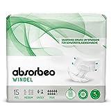 Gebrauch: noch besserer Schutz bei schwerer Blasenschwäche, für Männer und Frauen.