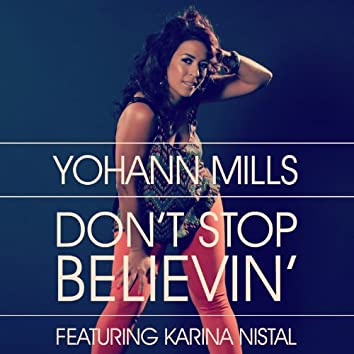 Don't Stop Believin' (feat. Karina Nistal)