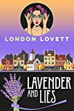 Lavender and Lies (Port Danby Cozy Mystery Series Book 11)