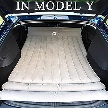 Matelas pneumatique universel pour voiture, lit simple, double ou SUV - Matelas gonflable pour extérieur