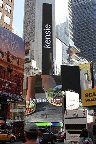 Kensie Fragrance for Her Eau De Parfum 3.4 FL. Oz, Eau De Parfum 0.3 FL. Oz, and Body Lotion 6.8 Oz