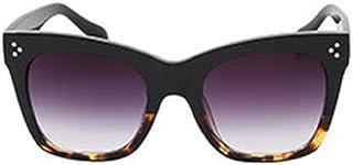 Fashion Square Sunglasses Women Cat Eye Luxury Brand