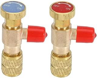 gas filling valve