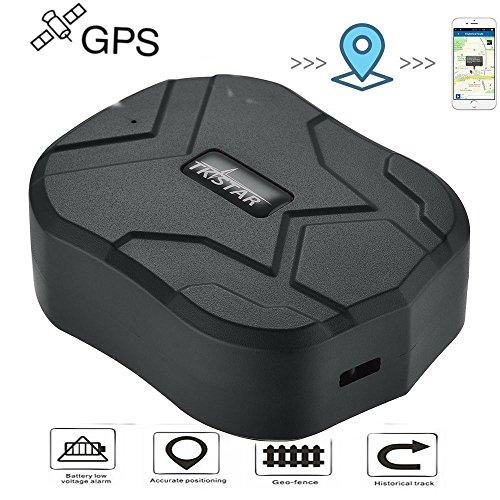 tkstar auto magnetica 5 mesi in modalità standby GPS monitoraggio impermeabile gps Tracker Monitoraggio in tempo reale GPS Locator Professional Anti allarme perso per Auto Camion Moto Freezer tk905b