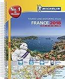 France 2018 Tourist & Motoring Atlas