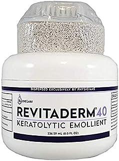 Urea Cream 40 / RevitaDERM - 8oz … (3 pack - 8oz)