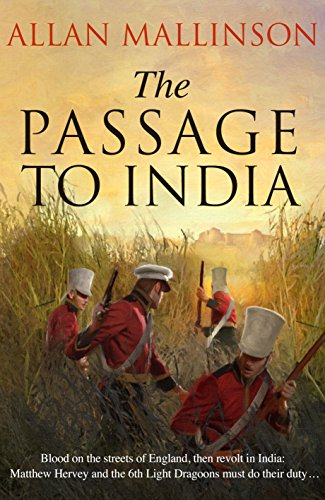 The Passage to India: (Matthew Hervey 13) (English Edition)