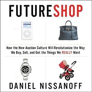 FutureShop audiobook cover art