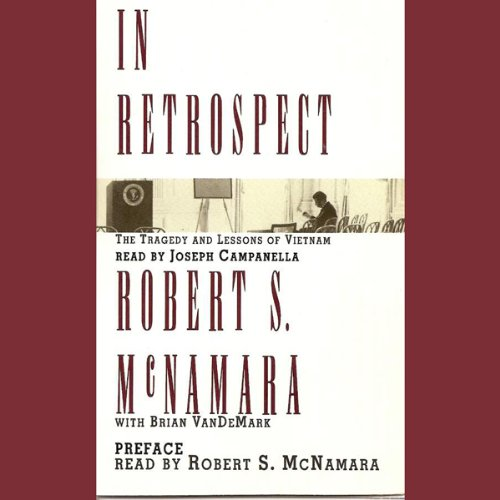 In Retrospect audiobook cover art