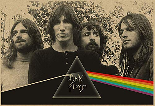 Pink Floyd Music Band Fridge Magnet Novelty Photo Fridge Magnet- Photo Novelty Fridge Magnet