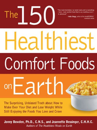 The 150 Healthiest Comfort Foods on Earth