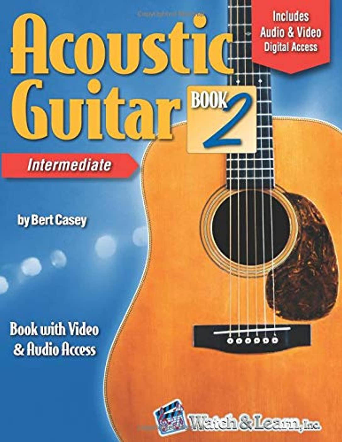 冷ややかな特許避難Acoustic Guitar Book 2: with Video & Audio Access (Acoustic Guitar Lessons)
