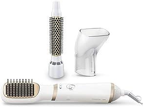 Hair Dryer Brush, Hot Air Styler Brush/One Step Hair Dryer/Rotating Curler/Volumizer Hair Comb/Styler Volumizer, Anti-Scald Reduce Frizz 137/5000