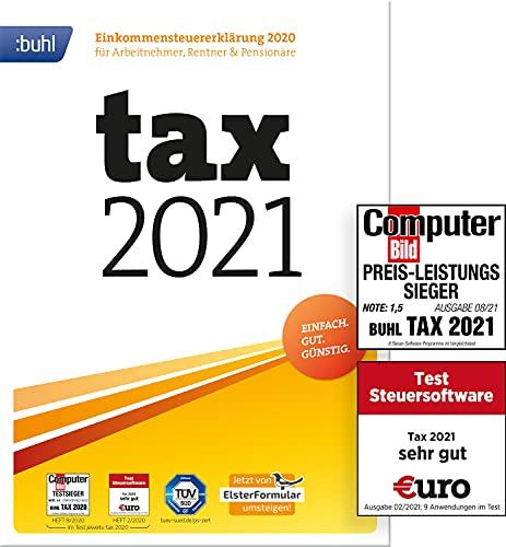 Buhl Data Service Tax 2021 für Steuerjahr Bild