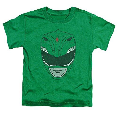 Power Rangers - - Los niños pequeños Ranger Verde de la camiseta