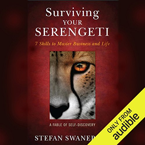 Surviving Your Serengeti audiobook cover art