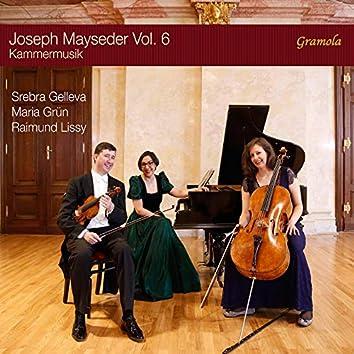 Mayseder: Kammermusik, Vol. 6