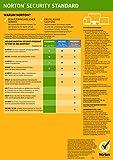 Zoom IMG-1 symantec norton security standard sicurezza