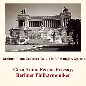 Brahms: Piano Concerto No. 2 (In B flat major, Op. 83)