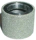 Darex DA31325GF - Muela abrasiva cilíndrica (grano 100)...