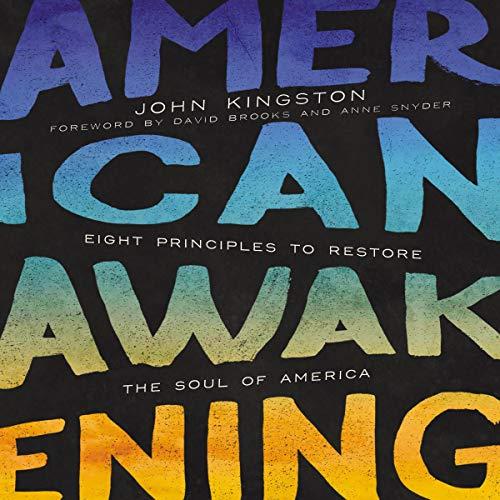 American Awakening audiobook cover art