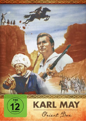 Karl May - Orient Box [3 DVDs]