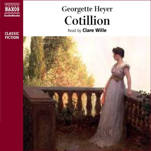 Cotillion cover art