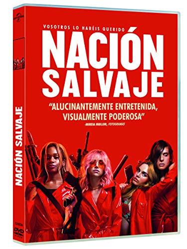 Nación Salvaje [DVD]