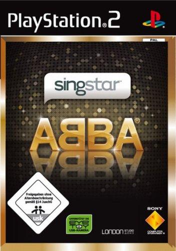 SingStar ABBA [Edizione : Germania]