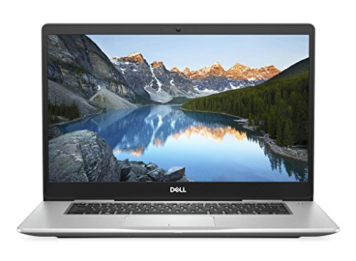Dell Inspiron 15 7570 39,6 cm (15,6 Zoll UHD) Laptop(Intel Core i7-8550U, 512GB SSD, NVIDIA GeForce 940MX with 4GB GDDR5 graphics memory, Touchscreen, Win 10 Home 64bit German) platin silber