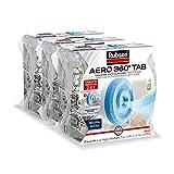 Rubson AERO 360º Tabletas de Recambios para Deshumidificador Recargable, Olor Neutro, 3 tabletas de...