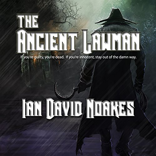 The Ancient Lawman audiobook cover art