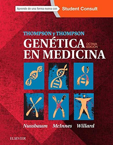 Thompson & Thompson. Genética En Medicina Y Student Consult