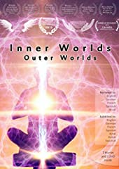 Inner Worlds Outer Worlds DVD Blu-ray combo pack. Contains subtitles in English, French, German, Spanish, Hindi, Polish, Swedish Contains audio narration in English, French, German, Spanish, Hindi Region Free Discs play in all countries.