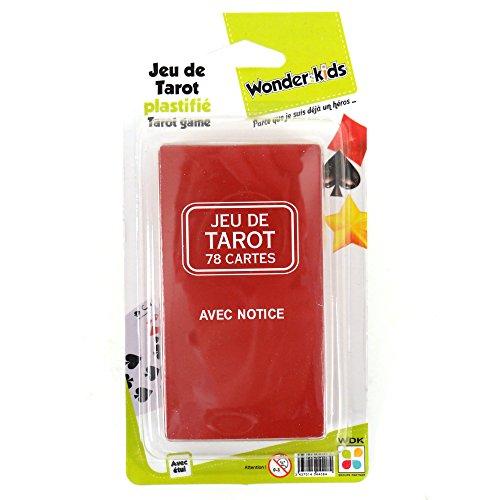 WDK PARTNER - A0300473 - Jeux de société - Jeu de tarot