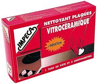 IMPECA Nettoyant plaques vitrocéramiques et induction