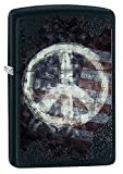 """Genuine Zippo windproof lighter with distinctive Zippo """"click"""" All metal construction about 1.5 times as thick as a standard Zippo case; windproof design works virtually anywhere Refillable for a lifetime of use; for optimum performance, we recommend..."""