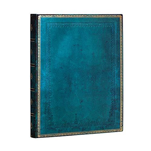 Paperblanks Cuadernos de Tapa Blanda Flexi Calypso   Liso.   Ultra (180 × 230 mm)