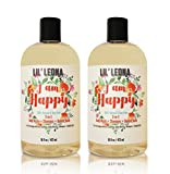 3-in-1 Baby Shampoo Bubble Bath and Body Wash - 16 oz (2 pack)- By Lil...