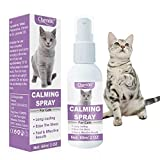 TOULIFLY Calming Spray, Reduce Your Pet's Anxiety or Aggression, Pheromones for Cats & Cat Anxiety Relief, Long-Lasting, Fast & Effective Results