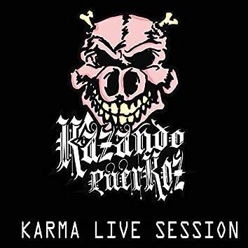 Karma Live Session (Live)